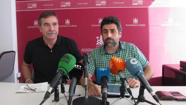 Rafael del Castillo y Rafael Foche