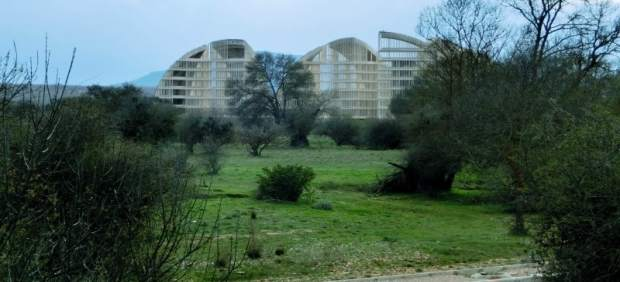 Cúpula de la Ciudad del Medio Ambiente de Soria
