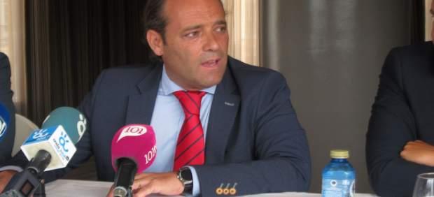 Juan Cassá, Portavoz De Cs En Ayto Málaga