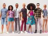 Colección 2017 Ken® Fashionistas® Dolls