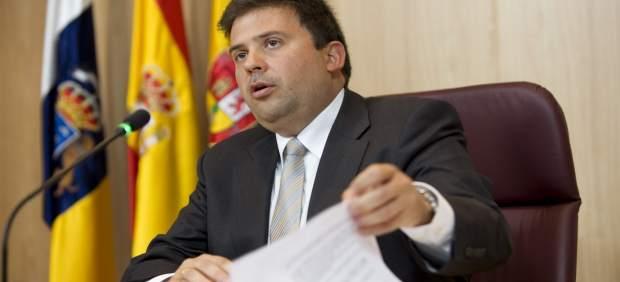 Luis Ibarra, presidente de la Autoridad Portuaria de Las Palmas (recurso)
