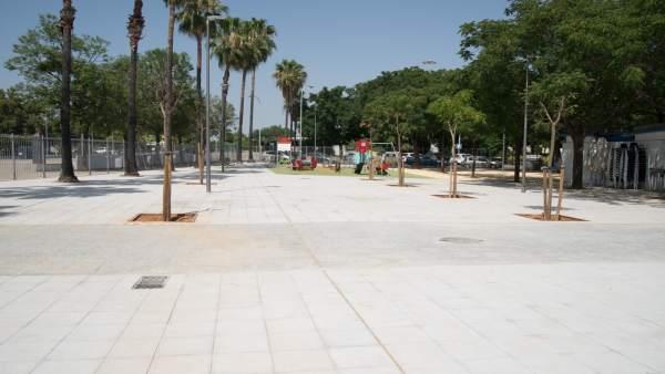 Nueva zona de Juan Antonio Cavestany.