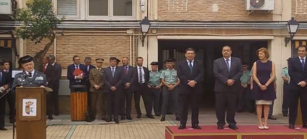 General jefe Guardia Civil C-LM, Manuel Llamas
