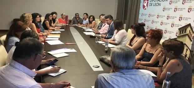 León: reunión del Consejo de la Mujer