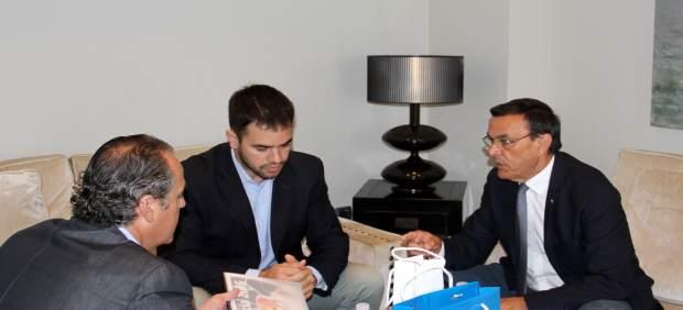 Nota De Prensa Sobre Reunión Del Presidente Con Responsable De Biofresh
