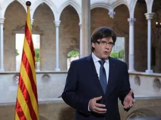 'The New York Times' defiende el referéndum en Cataluña, pero aboga por una victoria del 'no'