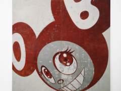 Una retrospectiva festeja la obra de Takashi Murakami