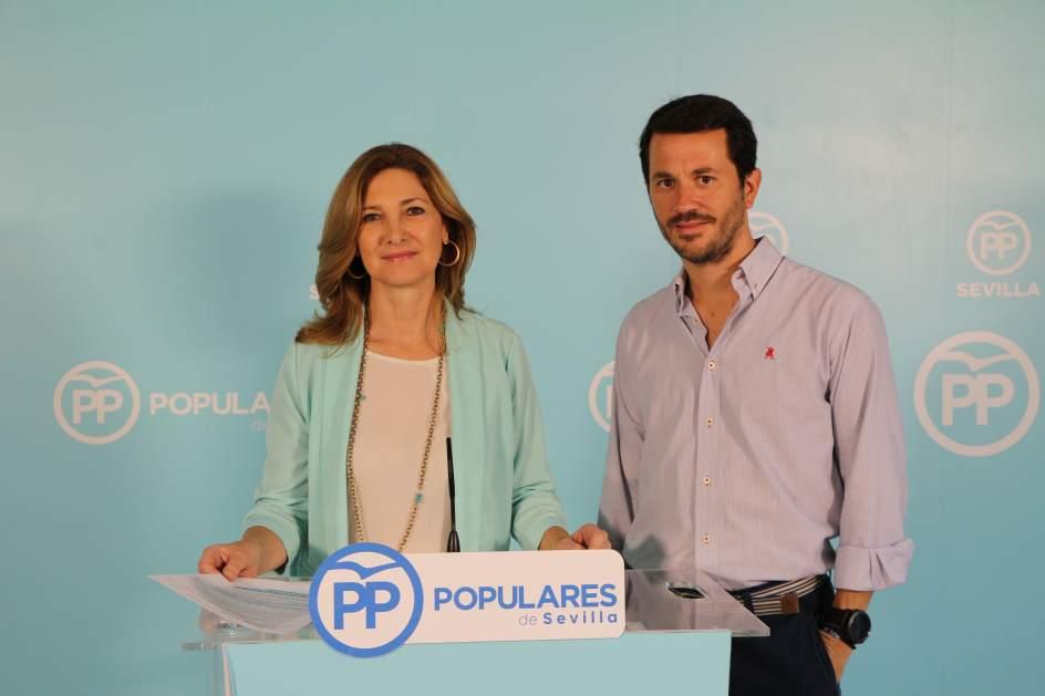 El pp reprocha a la junta la estafa de sus ayudas al - Alquiler vpo sevilla ...