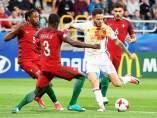 Europeo Sub-21: España vs Portugal