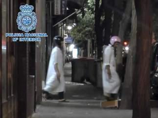 Detenido en Madrid un miembro de Estado Islámico y dos más en proceso de radicalización