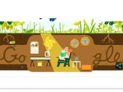 Google recibe el solsticio de verano con un doodle