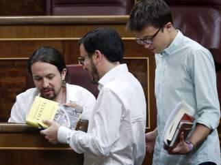 Alberto Garzón admite insuficiencias en la alianza con Podemos y pide más visibilidad