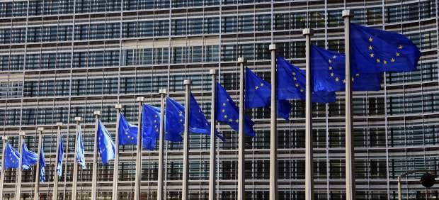Banderas, UE, Comisión Europea