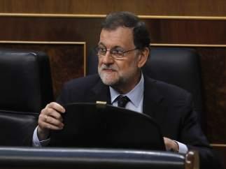 """Rajoy defiende la legalidad de su amnistía fiscal de 2012: """"Lo demás son juicios de valor"""""""