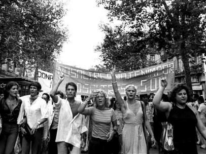 Cronología movimiento LGBT