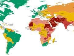 Mapa de los derechos LGBT: penas de muerte en 8 países y prisión en 72