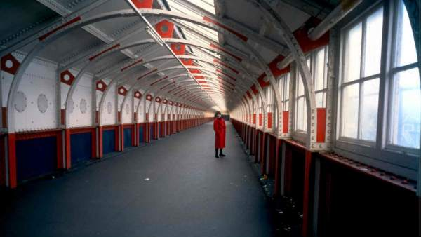 'Deep Six / Passer au bleu, Abandonned Dover marine station', Parte1: 'The Rights of Man'
