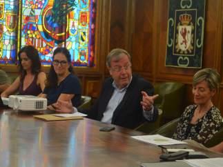 El Ayuntamiento De León Recibe 14 Millones De Fondos Europeos Para El Proyecto E