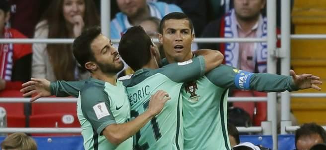 Gol de Cristiano Ronaldo