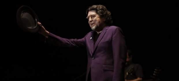 Concierto de Joaquín Sabina en Madrid