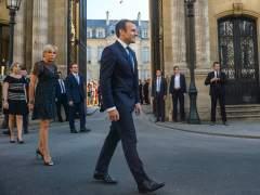 """Macron pide respeto a los valores de Europa: """"No es un supermercado"""""""