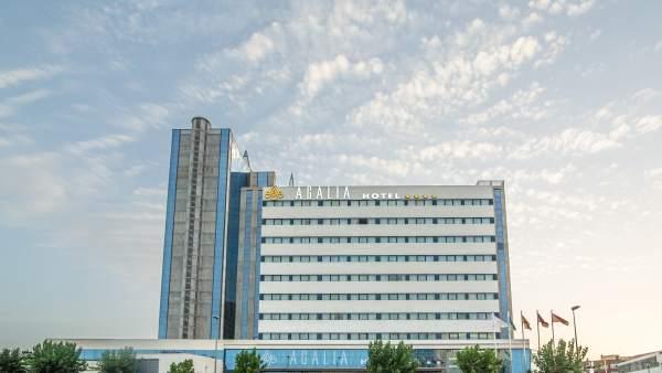 Imagen del Hotel Agalia