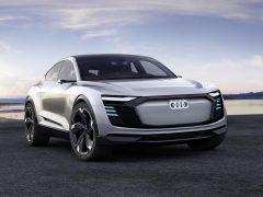 Audi fabricará un segundo modelo eléctrico a partir de 2019