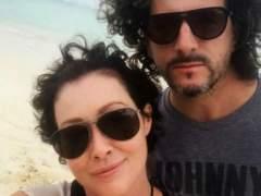 Shannen Doherty se recupera en México junto a su marido