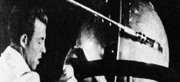 Así era el Sputnik 1