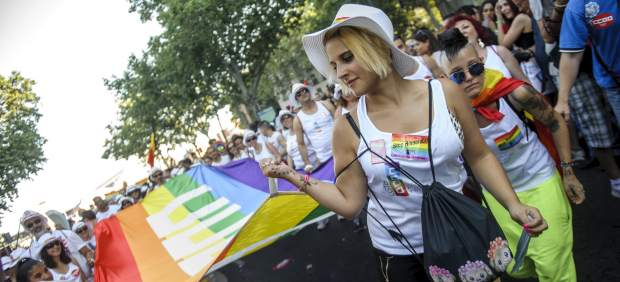 Orgullo Gay de Madrid