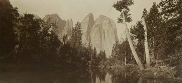 La inmensidad de la naturaleza según Carleton Watkins