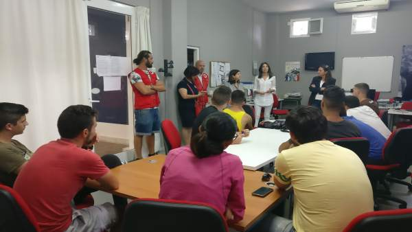 Los cursos de socorrismo se han desarrollado en Mojácar y Pulpí.