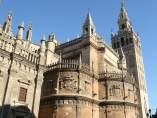 Catedral de Sevilla.