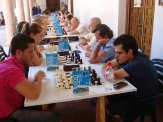 Circuito ajedrez Diputación