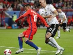 Alemania y Chile aplazan el pase a semifinales en la Confederaciones