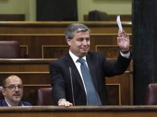El Congreso rechaza por 250 votos la celebración del referéndum en Cataluña