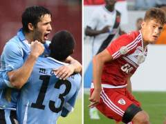 Camilo Mayada y Lucas Martínez Quarta