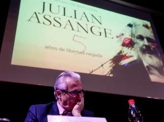 Baltasar Garzón, defensor de Julian Assange