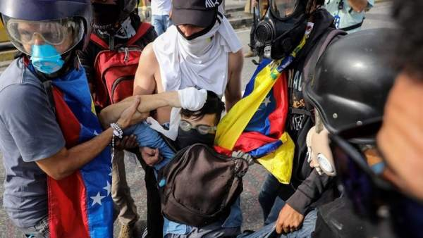 Un muerto por los disparos de un guardia en Venezuela