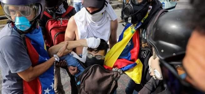 Muerto durante una protesta en Caracas