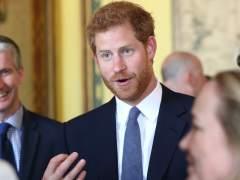El Príncipe Harry tenía una cuenta secreta en Facebook