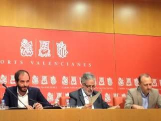 Marí y otros tres diputados abandonan Ciudadanos