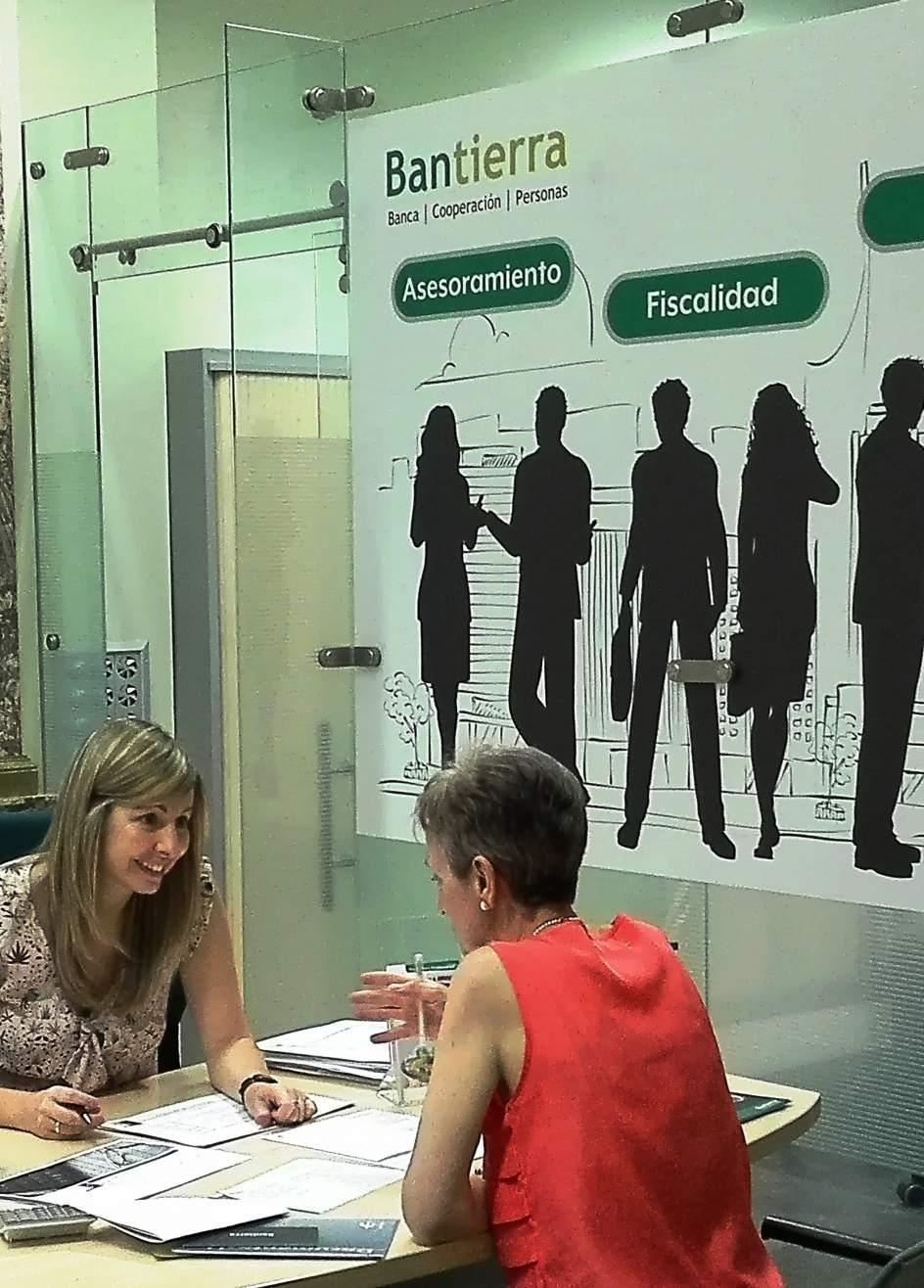 Bantierra pone en marcha nuevos espacios especializados for Pisos bantierra