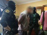 Detención de un yihadista en Melilla