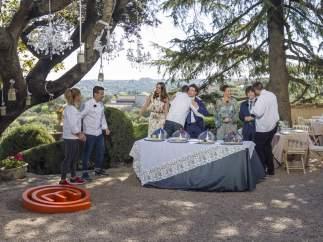 Los semifinalistas de 'MasterChef 5' se van de boda