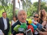 El secretario general de UGT, Josep María Álvarez