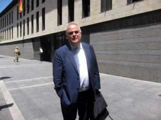 Emilio Martínez, abogado de EA.