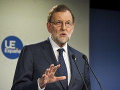 Rueda de prensa de Rajoy en Bruselas