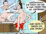 Las quemaduras de Rajoy