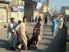 Al menos 36 muertos y más de 120 heridos en dos atentados en Pakistán